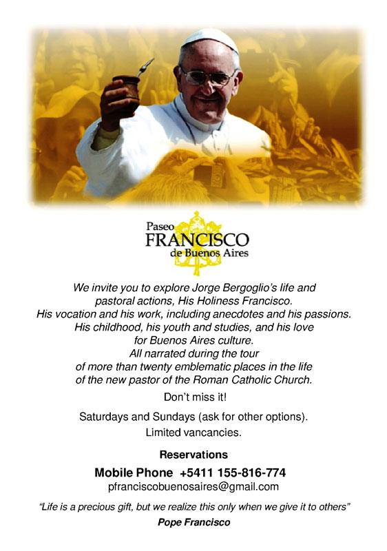 Paseo Francisco